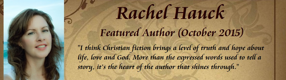 Featured Author: Rachel Hauck