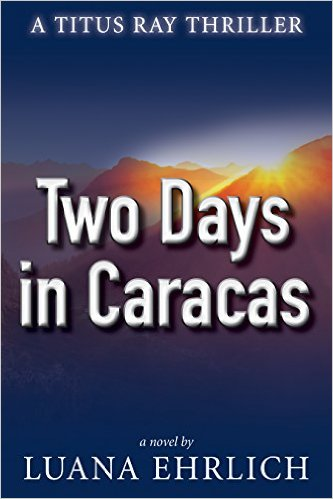 Book Cover: Two Days in Caracas