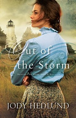 Book Cover: Out of the Storm
