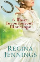 Book Cover: A Most Inconvenient Marriage