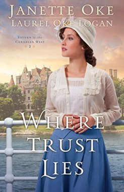 Book Cover: Where Trust Lies