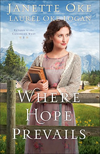 Book Cover: Where Hope Prevails