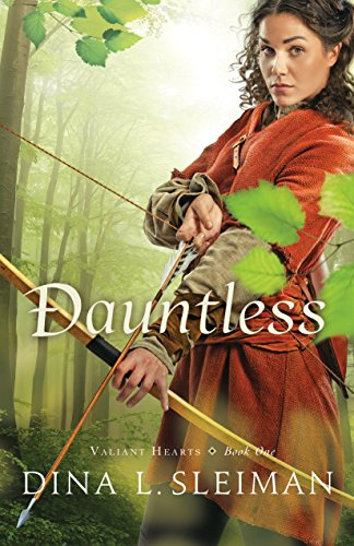 Book Cover: Dauntless