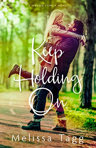 Book Cover: Keep Holding On