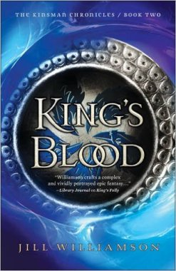 Book Cover: King's Blood