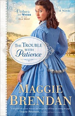 Book Cover: The Trouble with Patience