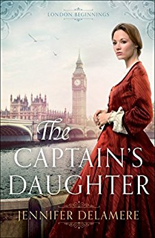 Book Cover: The Captain's Daughter