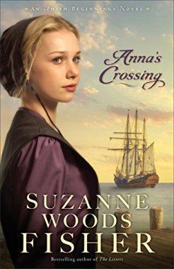 Book Cover: Anna's Crossing