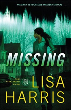 Book Cover: Missing