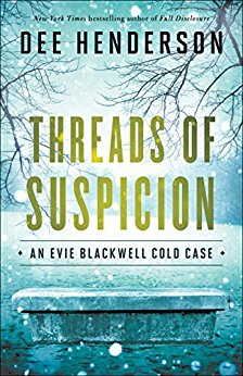Book Cover: Threads of Suspicion