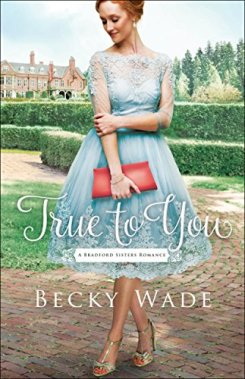 Book Cover: True to You