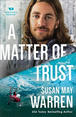 Book Cover: A Matter of Trust