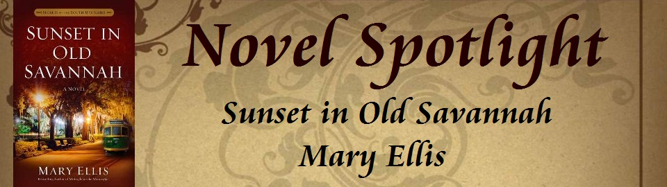 Novel Spotlight: Sunset in Old Savannah