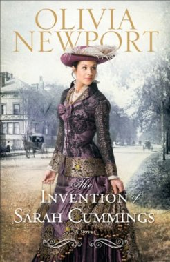Book Cover: The Invention of Sarah Cummings