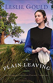 Book Cover: A Plain Leaving