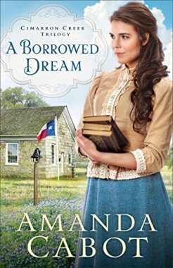 Book Cover: A Borrowed Dream