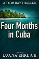Book Cover: Four Months in Cuba