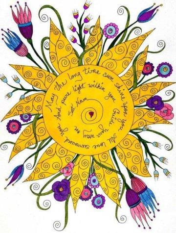 kundalini yellow