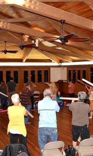 Didgeridoo Sound Healing Class