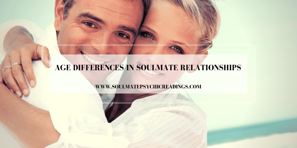 Age Differences in Soulmate Relationships