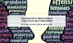Inconsistent Behavior in Soulmate Relationships