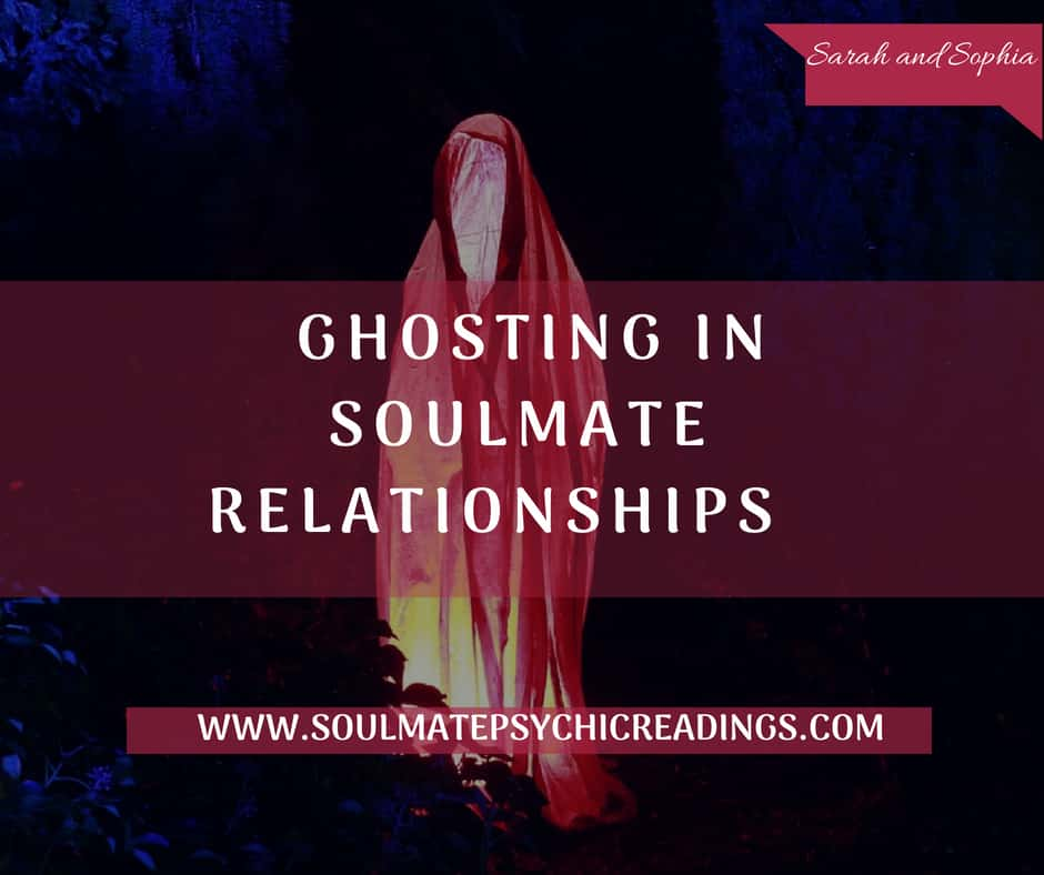 Ghosting in Soulmate Relationships