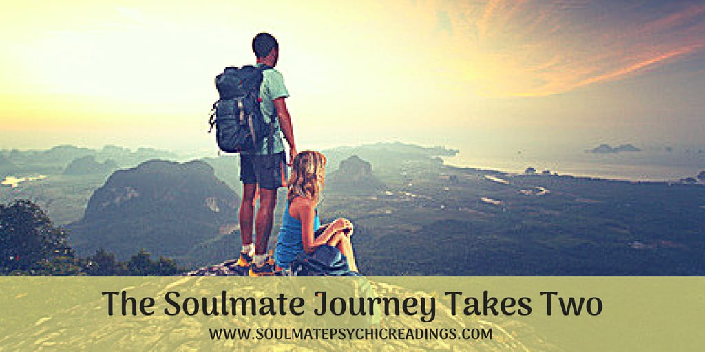 The Soulmate Journey Takes Two