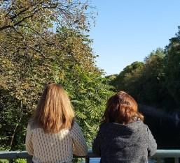psychologische Beratung - Walk & Talk
