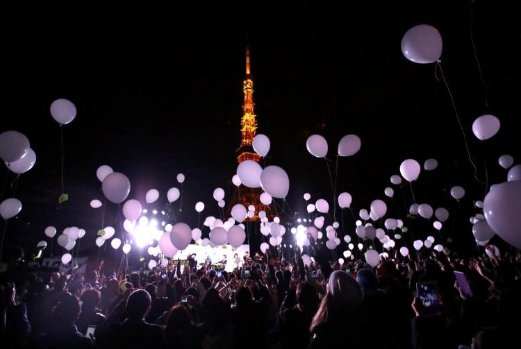 Tokyo Ano novo