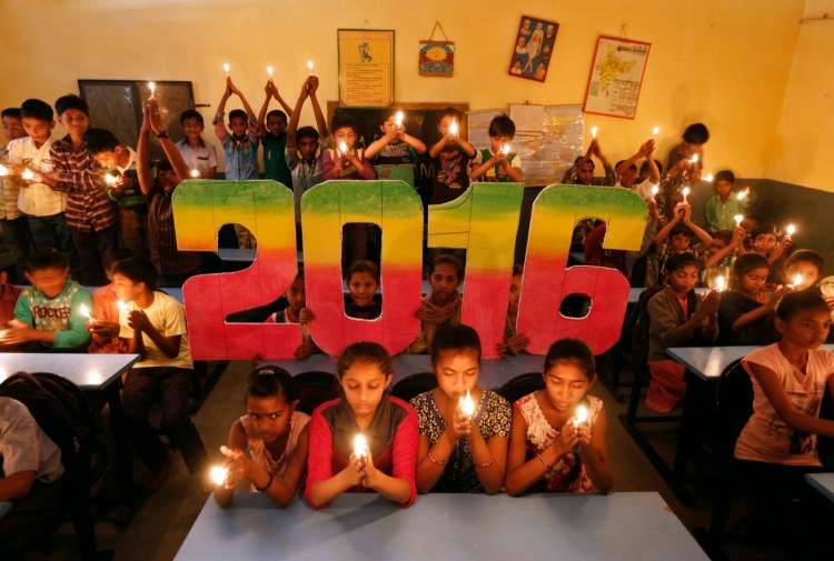 Ano Novo Índia