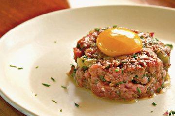 Conheça mais sobre steak tartare