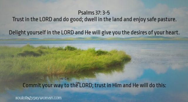 Psalms 37:3-5