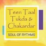 Teen Taal tukda & chakardar