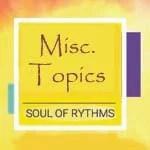 misc. topics