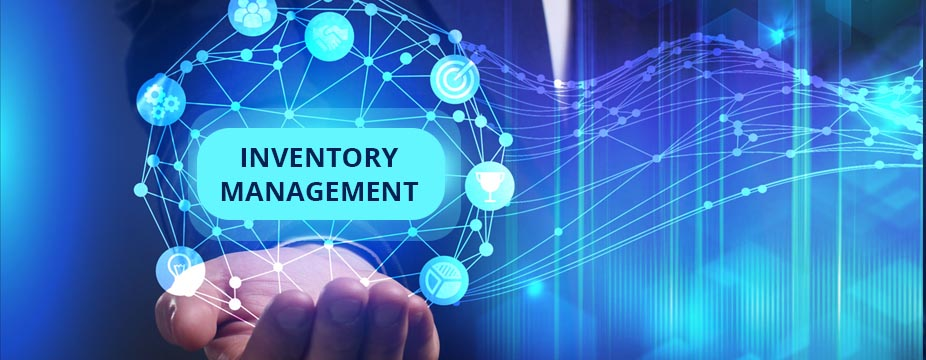 inventory management dashboard