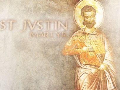 The Feast of St Justin Martyr