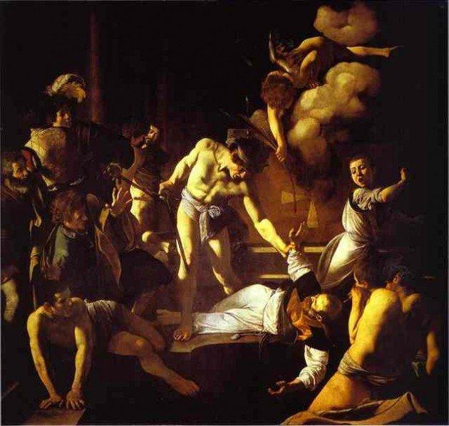 caravaggio-the-martyrdom-of-st-matthew-1-630x598