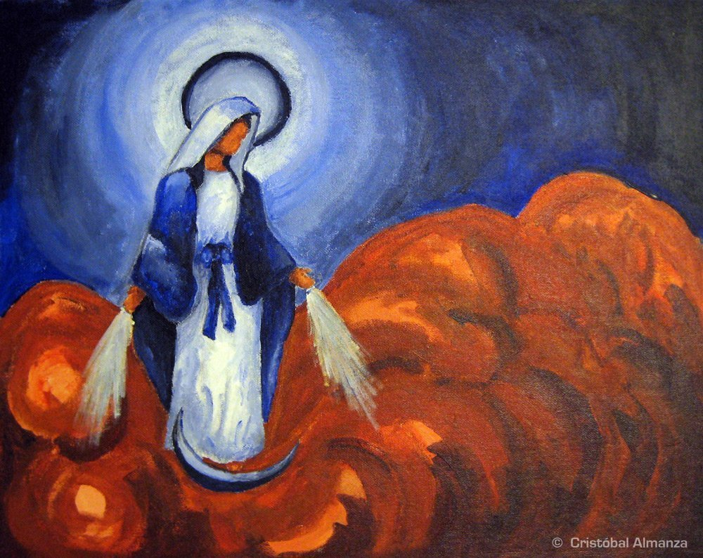 Maria II – Immaculate Conception