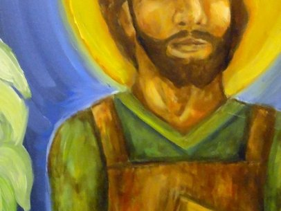 Saint Joseph the Worker [Painting]