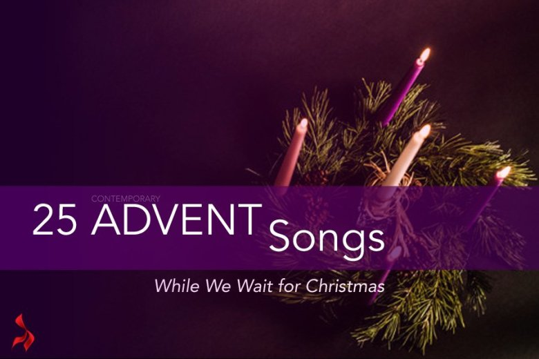 25 advent songs while we wait for christmas soulpainter. Black Bedroom Furniture Sets. Home Design Ideas
