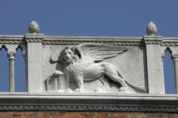 Venice_Winged_lion