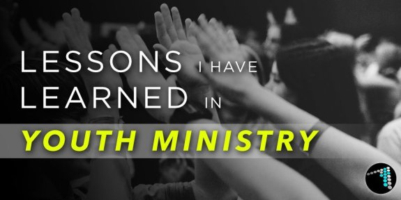 LessonsLearnedinYouthMinistry