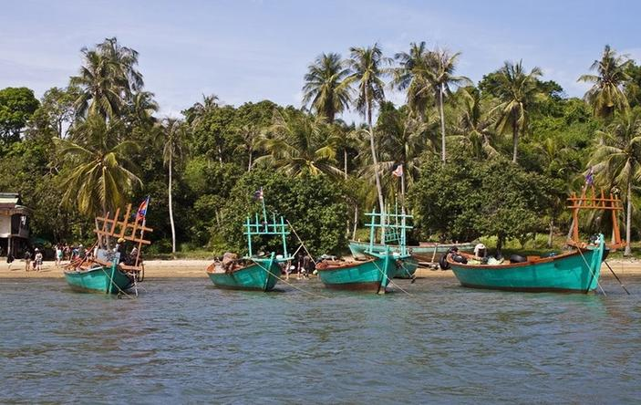 8. Cambodia, Co-Tonsai