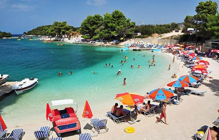 4. Albania, Xamil Beach