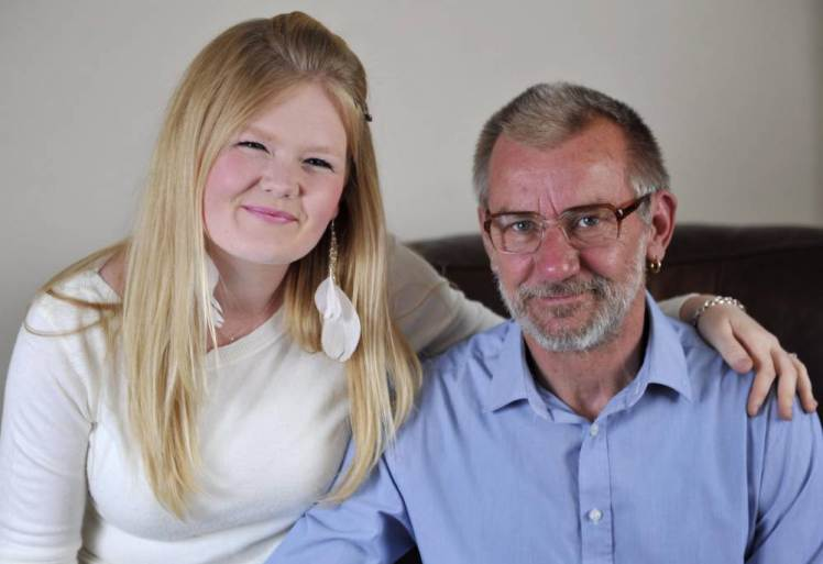 Carly King, 22, and Billy Potter, 58, are set to wed.