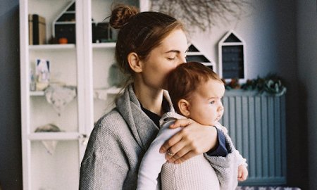 Оказывается, дети хуже развода, безработицы и даже смерти мужа