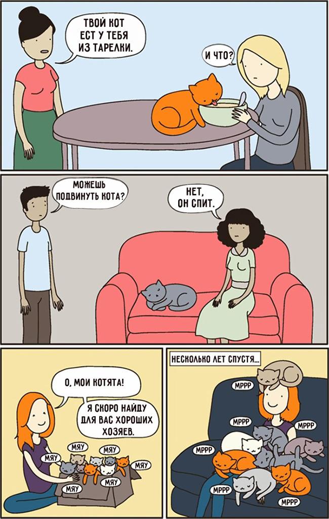 комиксы-про-отношения-кошек-и-людей-10