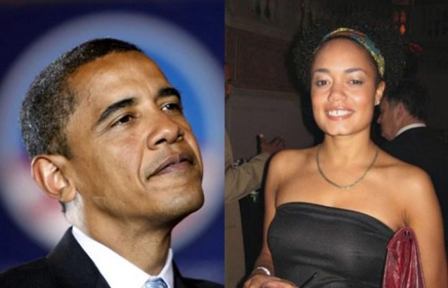 Картинки по запросу фото Обама и любовница Вера Бейкер