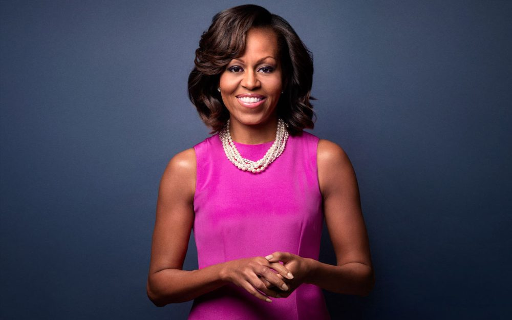 Michelle Obama (USA)