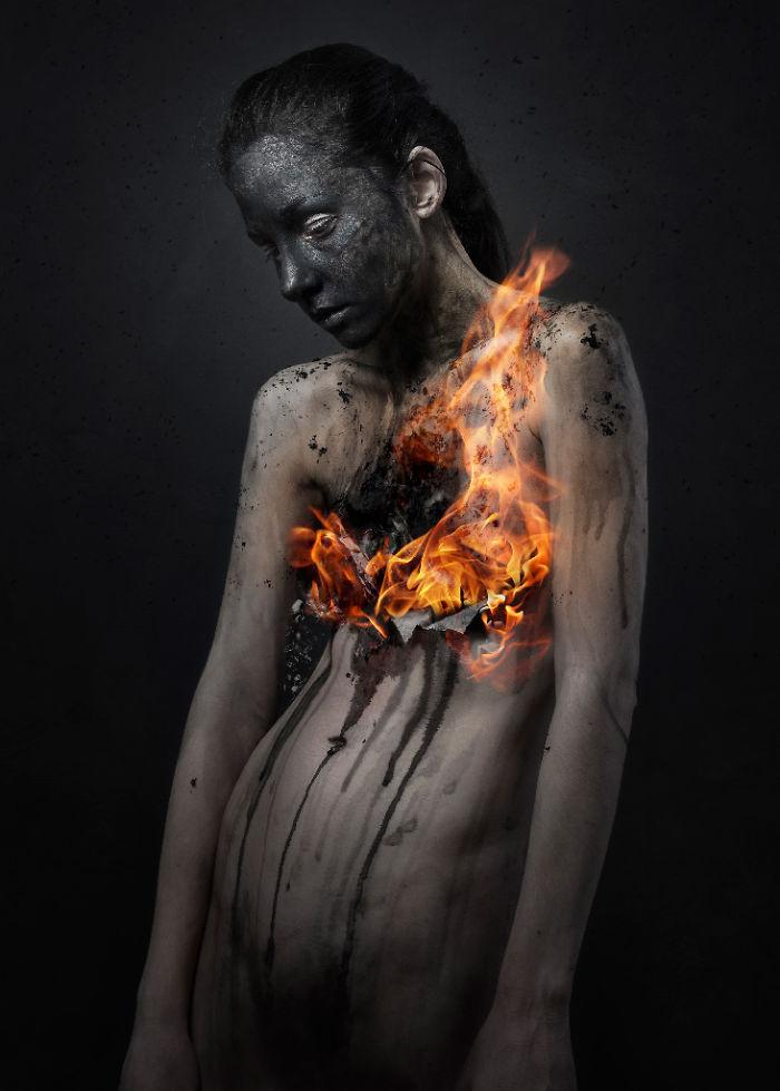 Картинки боли и ненависти
